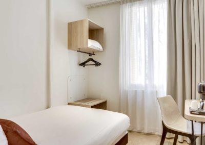 Hotel CourSeine - Chambre