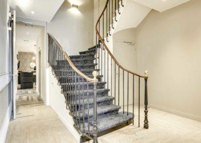 Hotel CourSeine - Escalier