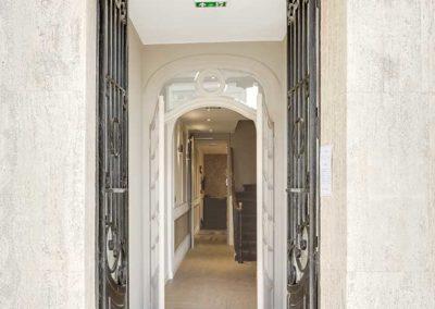 Hotel CourSeine - Facade