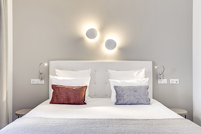 Hotel Courseine Chambres Confort