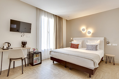 Hotel Courseine Chambres Deluxe
